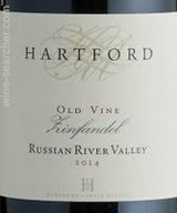 Hartford Russian River Valley Zinfandel 2016