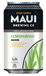 Maui Brewing Co. Lemongrass Saison