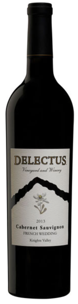 Delectus French Wedding Cabernet Sauvignon 2013