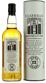 Kilkerran Single Malt Scotch Whisky 12 year old