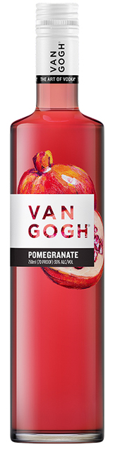 Vincent Van Gogh Pomegranate Vodka
