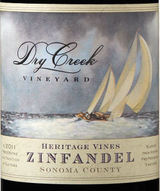 Dry Creek Heritage Vines Zinfandel 2015