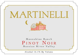Martinelli Moonshine Ranch Pinot Noir 2014