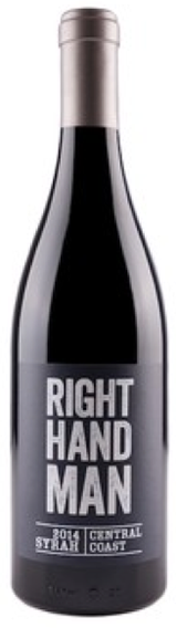 McPrice Myers Right Hand Man Syrah 2014