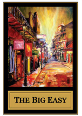 Fess Parker The Big Easy 2014