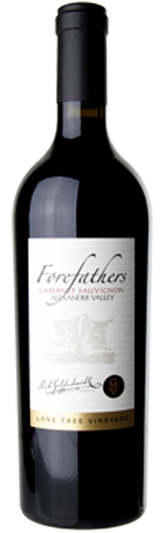 Forefathers Lone Tree Vineyard Cabernet Sauvignon 2012