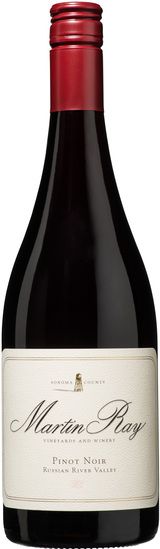 Martin Ray Russian River Valley Pinot Noir 2015