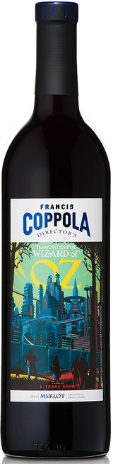 Francis Ford Coppola Director's Wizard of Oz Merlot 2015