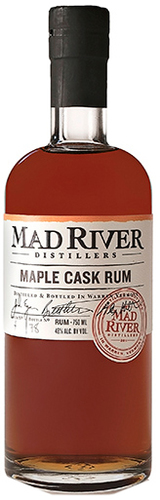 Mad River Distillers Maple Cask Rum