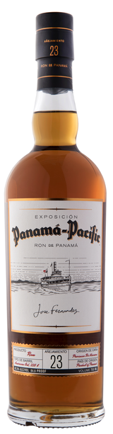Exposicion Panama Pacific Rum 23 year old