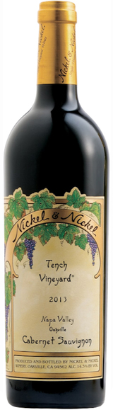 Nickel & Nickel Tench Vineyard Cabernet Sauvignon 2013