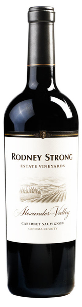 Rodney Strong Alexander Valley Estate Cabernet Sauvignon 2014