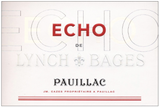 Chateau Lynch-Bages Echo de Lynch Bages 2011