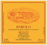 M. Marengo Barolo Brunate 2012