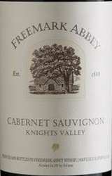 Freemark Abbey Knights Valley Cabernet Sauvignon 2013