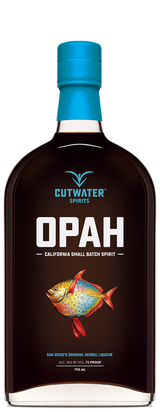 Cutwater Spirits Opah Herbal Liqueur