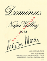 Dominus Napa Valley Red 2012