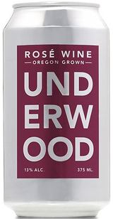 Underwood Rose Wine In A Can 2016