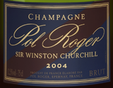 Pol Roger Cuvée Sir Winston Churchill 2004