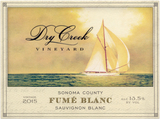Dry Creek Fume Blanc 2015