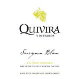 Quivira Fig Tree Vineyard Sauvignon Blanc 2015