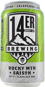 14ER Brewing Company Rocky Mountain Saison
