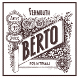 Berto Ross da Travaj Red Vermouth