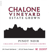 Chalone Vineyard Estate Pinot Noir 2014