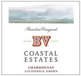 Beaulieu Vineyard Coastal Estates Chardonnay 2015