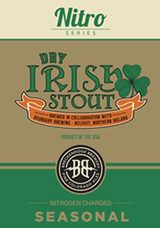 Breckenridge Brewery Nitro Spring Seasonal Dry Irish Stout