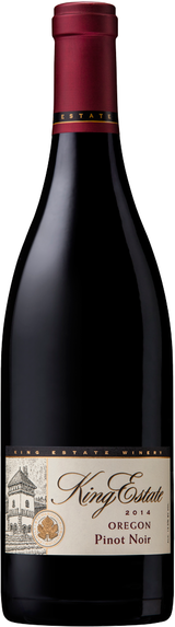 King Estate Pinot Noir 2014