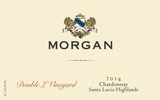 Morgan Double L Vineyard Chardonnay 2014