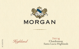Morgan Highland Chardonnay 2014