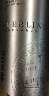 Sterling Napa Valley Sauvignon Blanc 2015