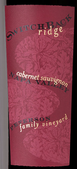 Switchback Ridge Peterson Family Vineyard Cabernet Sauvignon 2011
