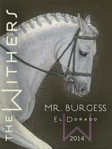 The Withers Mr Burgess Red 2014