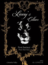Leony's Cellars First Instinct Rose 2015