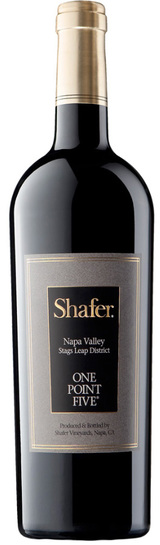 Shafer One Point Five Cabernet Sauvignon 2014