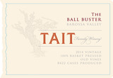 Tait The Ball Buster Red 2014