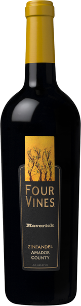 Four Vines Maverick Zinfandel 2013