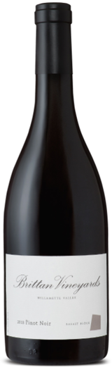Brittan Vineyards Basalt Block Pinot Noir 2013