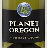 Planet Oregon Chardonnay 2014