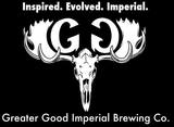 Greater Good Imperial Brewing Company Citra Belgian IPA