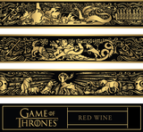 Game of Thrones Wines Red