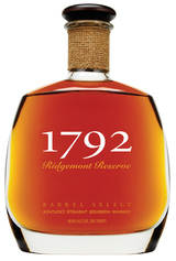 1792 Ridgemont Reserve Small Batch Bourbon 8 year old