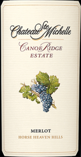 Chateau Ste. Michelle Canoe Ridge Estate Merlot 2013