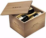 Krug Grande Cuve Trinity Box Collection