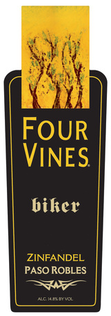 Four Vines Biker Zinfandel 2014