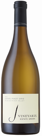 J Vineyards & Winery Russian River Valley Pinot Gris 2015