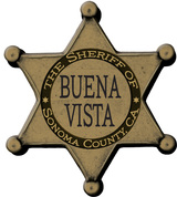 Buena Vista Winery The Sheriff Of Buena Vista 2012